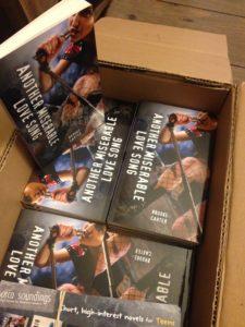 AMLS box o books